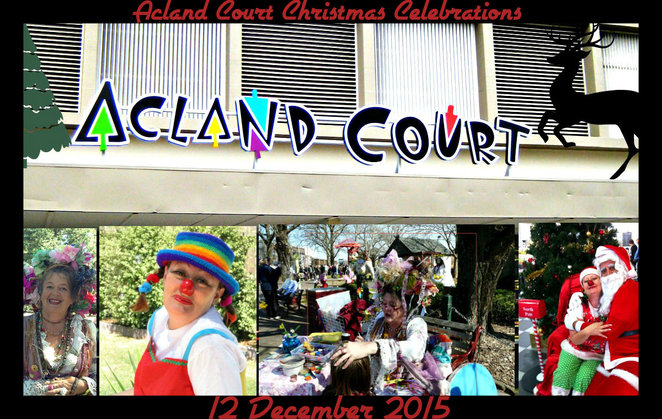 acland court christmas celebrations, acland court shopping centre, joy 94.9, christmas foods, world cuisine, entertainment, balloon modelling, crumpette the clown, face painting, fairy the moth, sacred heart mission