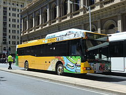Adelaide Free Bus