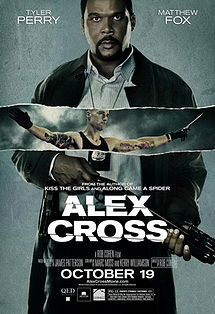 Alex Cross (US Release Poster)