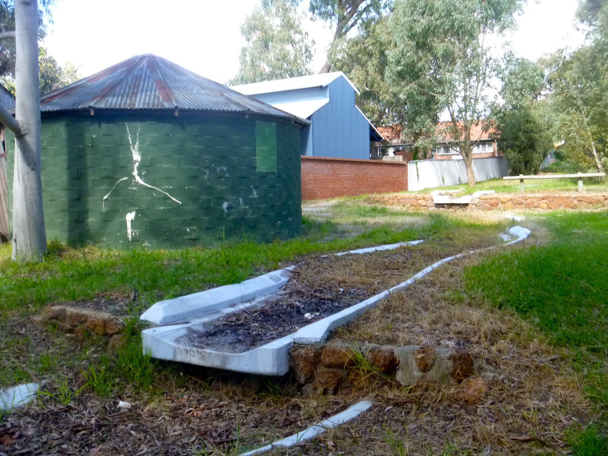 The Abandoned Ascot Water Park Perth