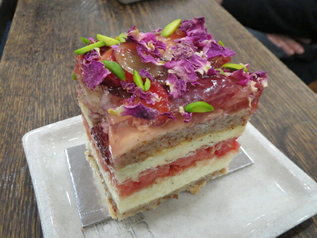 Black Star Pastry, Sydney CBD, Strawberry Watermelon Cake