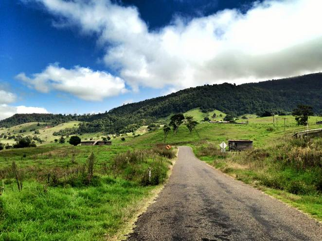 Boonah, Killarney, scenic route, drive, The falls drive,