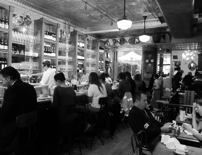 Buvette, West Village