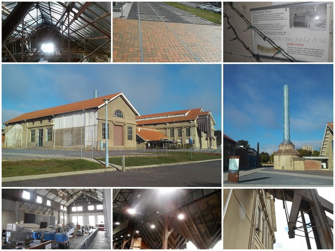 canberra glassworks, canberra, history, kingston power house, ACT, tourist attractions, free tours