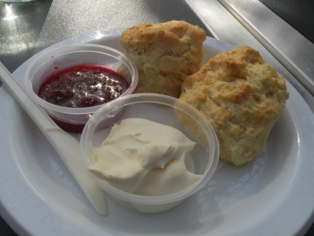 Carrick Hill Cafe, Scones, Adelaide