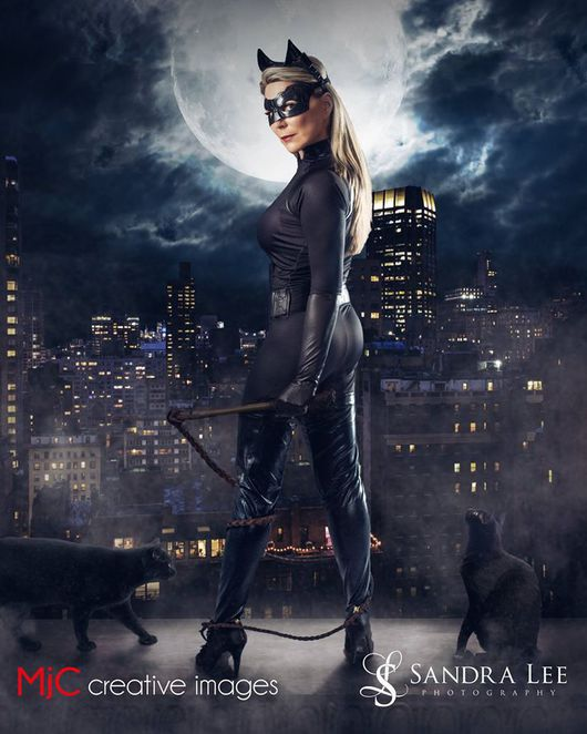 Cat Woman - Real Life Superheroes