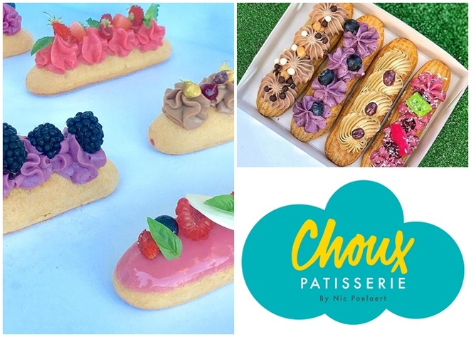 choux patisserie, newcastle, events, food truck, street food social, french eclairs, nelson bay, newcastle, port stephens, food truck event, markets, whats on, events, things to do, NSW,