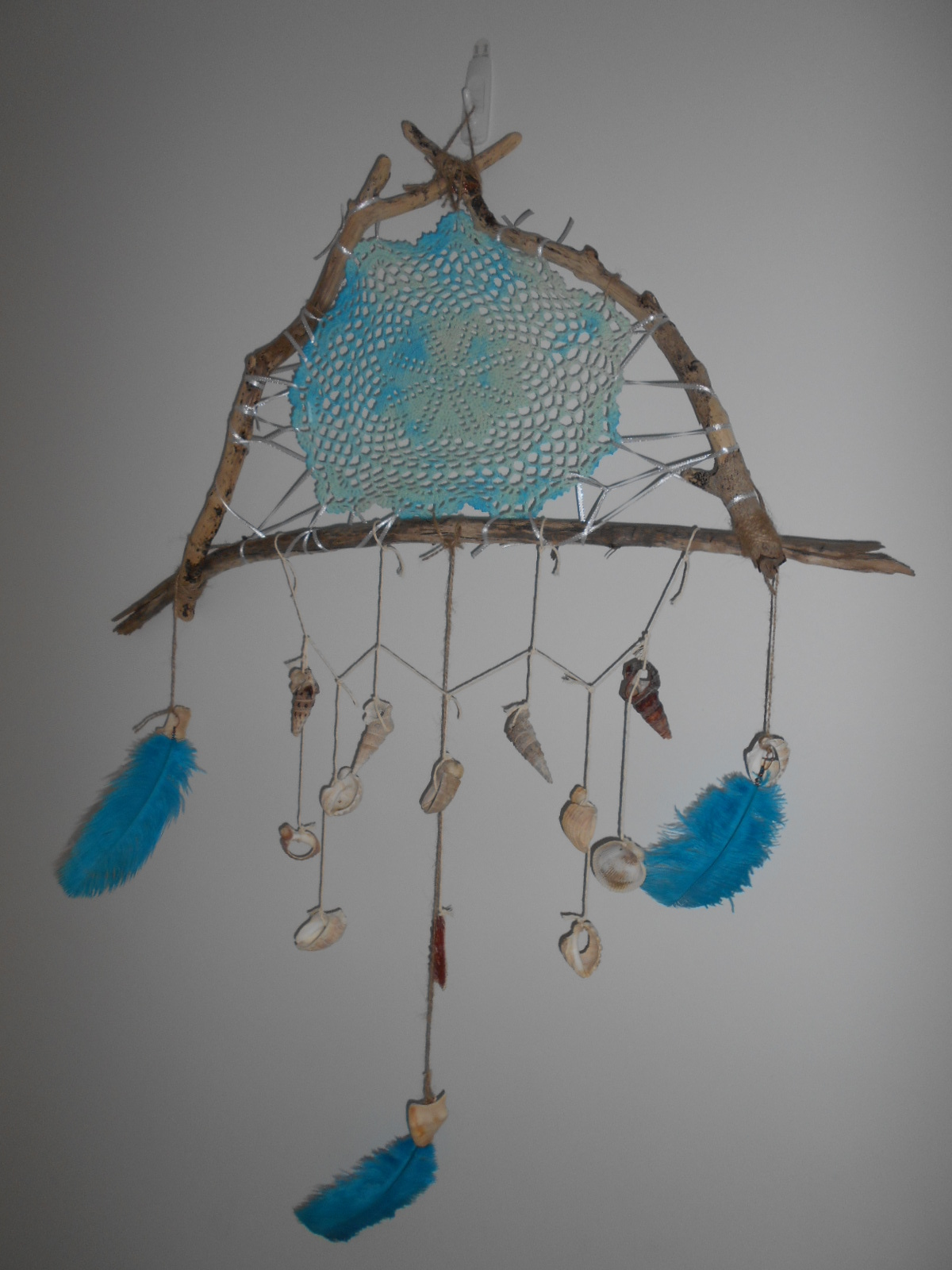 How To Make A Driftwood Dream Catcher Everywhere