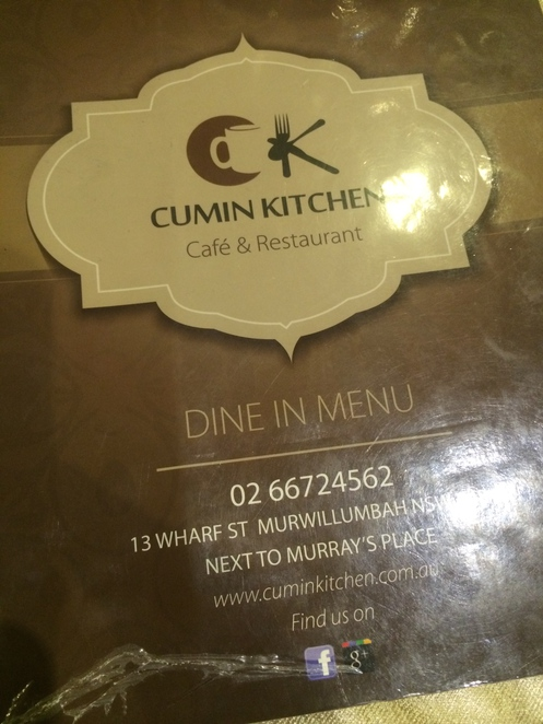 Cumin Indian Kitchen