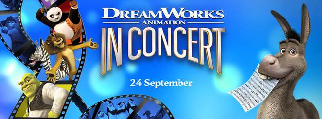 DreamWorks In Concert