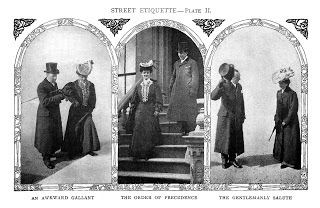 etiquette, street, manners, niceness