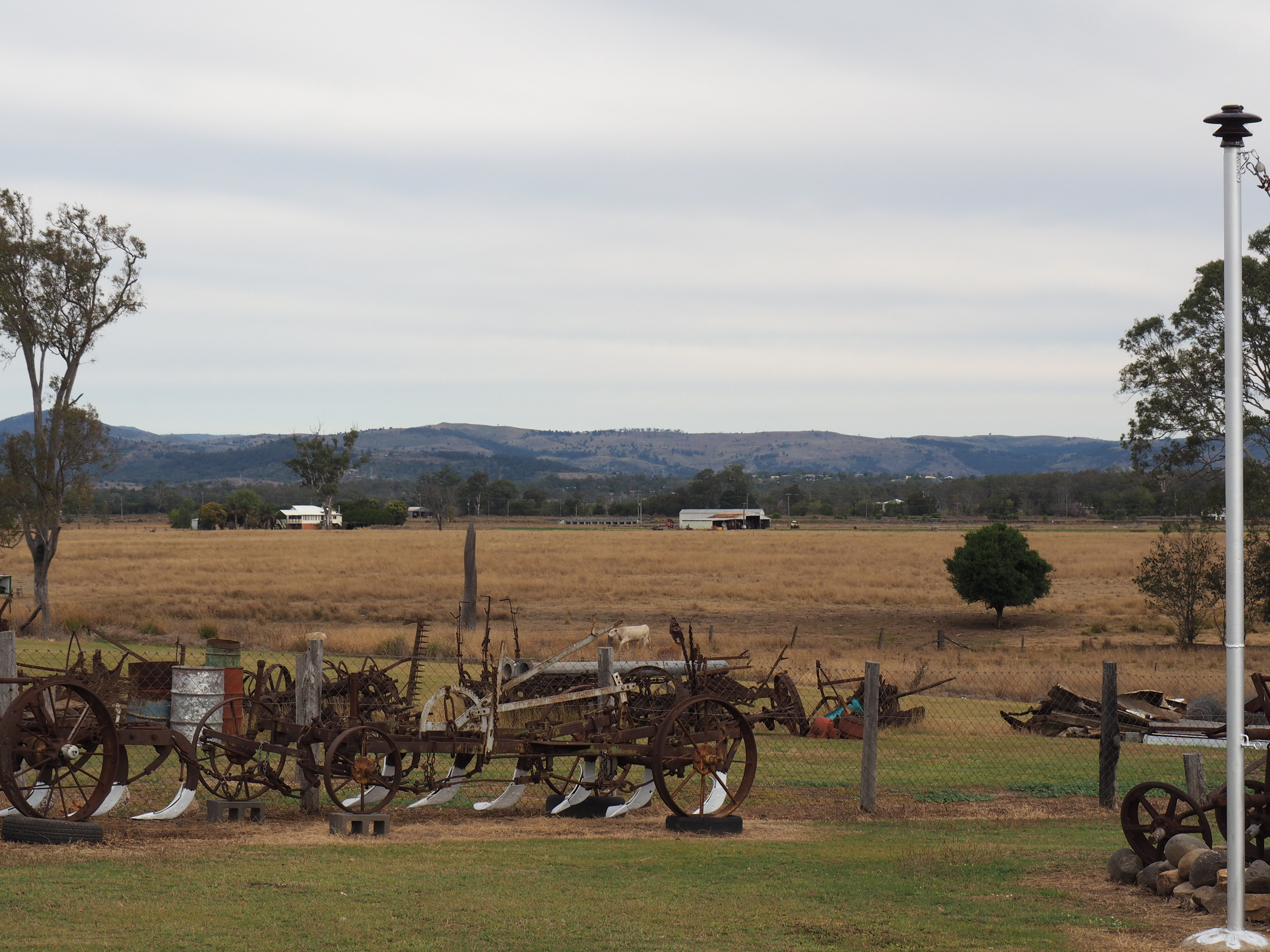 Affordable Farm Machinery >> Old Farm Machinery at Laidley - Brisbane