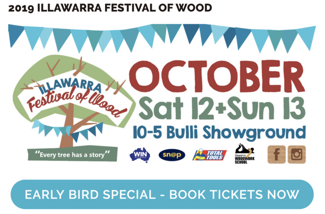 Festival of Wood, Illawarra, Destination Wollongong, South Coast, Bulli, What to do in October, Festivals, Creative, Workshops, Food, Live Music
