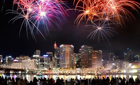 Fireworks,at,Darling,Harbour