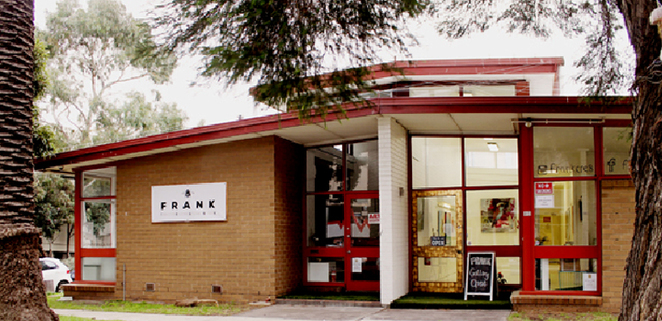 FRANK - Art Exhibitions - On All the time