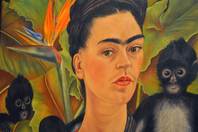 frida kahlo and diego rivera exhibition, art gallery of nsw