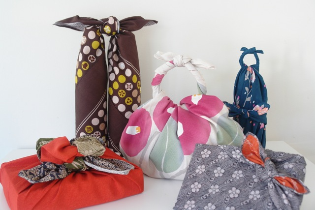 Furoshiki, Folding Fabric, Fabric, Workshop, brisbane, hands on brisbane, class, diy, wrapping, gardens club,