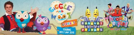 giggle and hoot and friends live tour