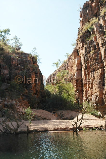 gorges, National Park, Northern Territory