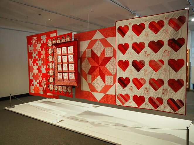 Hazell St Quilters, Redcliffe, Redcliffe Art Gallery, patchwork, quilting, exhibition