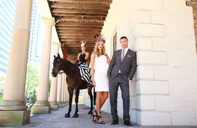 horse melbourne cup fashion fillies