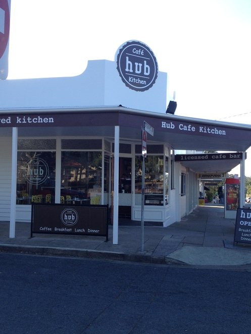 Hub Cafe Kitchen, Ashgrove, meals, drinks, coffee, dining, woodfired pizza, tasting plates, licensed