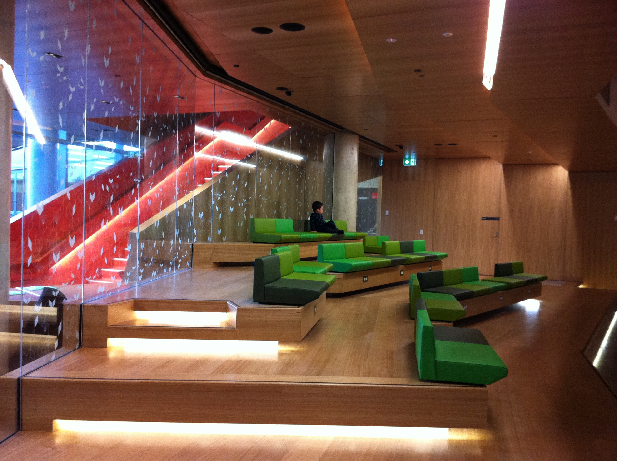Tour of the jeffrey smart building adelaide