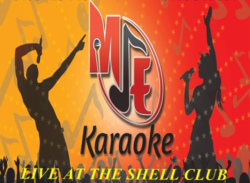 Karaoke at The Shell Club