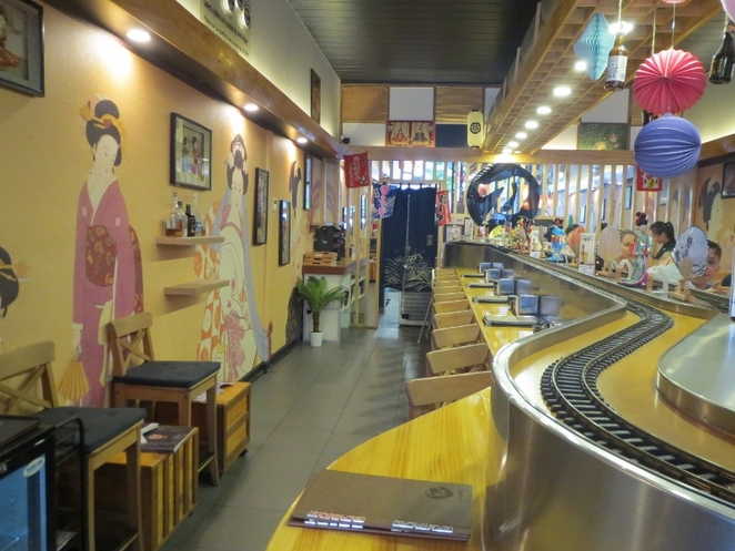 Katana Sushi Train, Adelaide