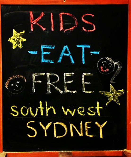 Kids Eat Free South West Sydney