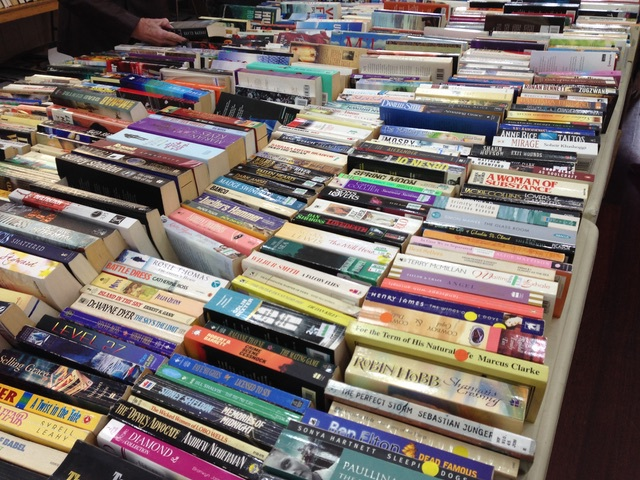 Lions Club Book Sale