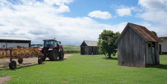 The Lockyer Valley has farms and other attractions for families