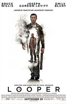 Looper, looper film, looper film review, looper movie, looper review, bruce willis
