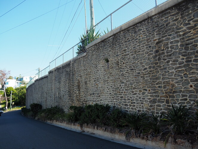 Manly, Great Wall, History