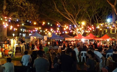 manly world food markets