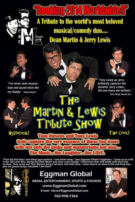 Martin and Lewis Tribute Show
