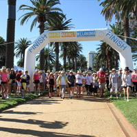 March for Melanoma Start