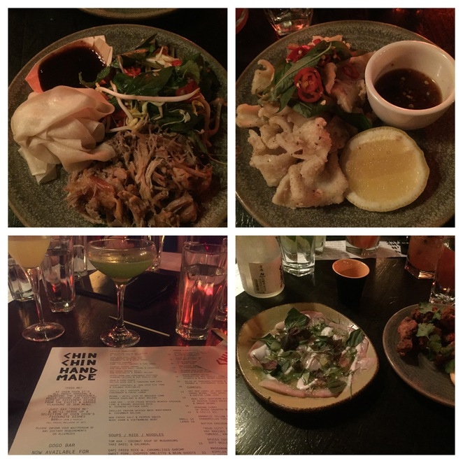 Melbourne dining, hotspot dining, Asian food, thai inspired food, chin chin, gogo bar, must eats