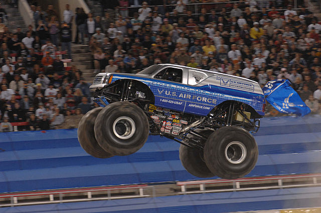 monster jam sydney pitpass gurmit - photo#7