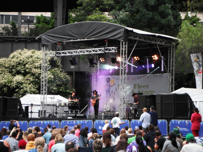 Music events, concerts
