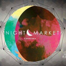 Night Markets Canberra, Barton, 2015, September, Markets