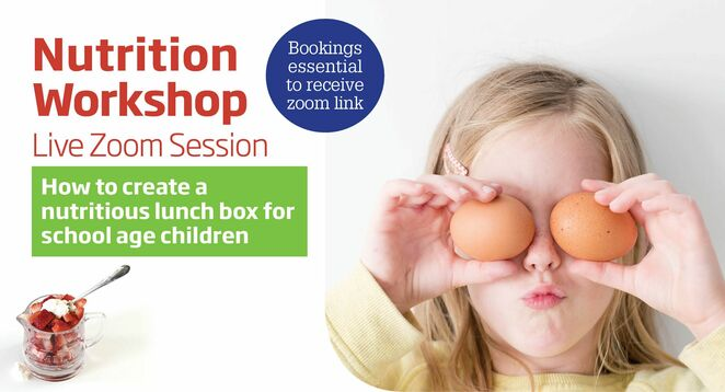 nutrition workshop 2020, brimbank libraries, community event, fun things to do, live zoon session, create a nutritious lunch box for school age children, food activity event online, cooking, sandwiches, fruit, fun things to do, community event, online zoom cooking class