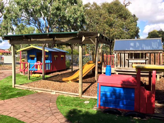 Old Cottage Playgroup, Happy Valley, Community Playground
