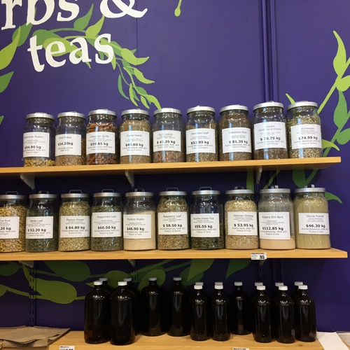 organic,tea,sold,by,the,kilo