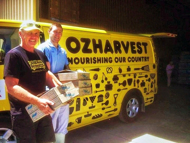 ozharvest, charitable organisation, tree of goodness, central market, in adelaide, market stalls, food trucks, gingerbread cookies