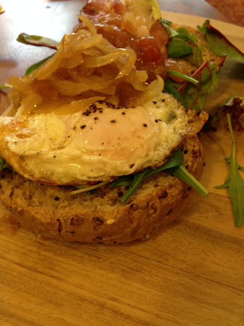Plate of the Day Barossa, Coffee in Barossa, Tanunda Coffee, Breakfast places in Barossa, Country Breakfast Adelaide