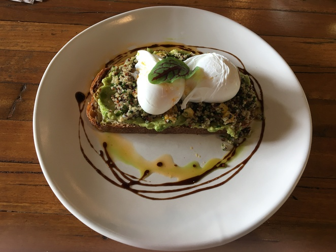Play Coffee Poached eggs