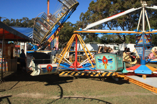 Redcliffe show