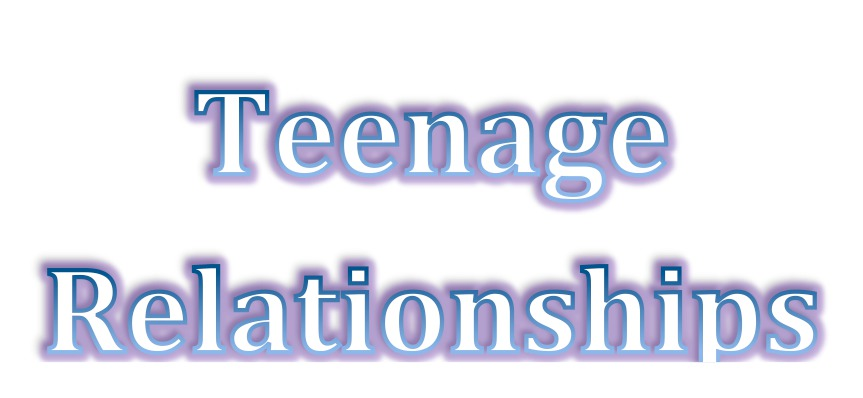 Teenage Relationships Are A Normal And Natural Part Of Life Teenagers All Over The World Learn To Adapt New Whether They Be Romantic Or