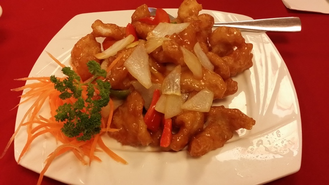 Renno Spice, Fish Fillet in Sweet and Sour Sauce, Adelaide